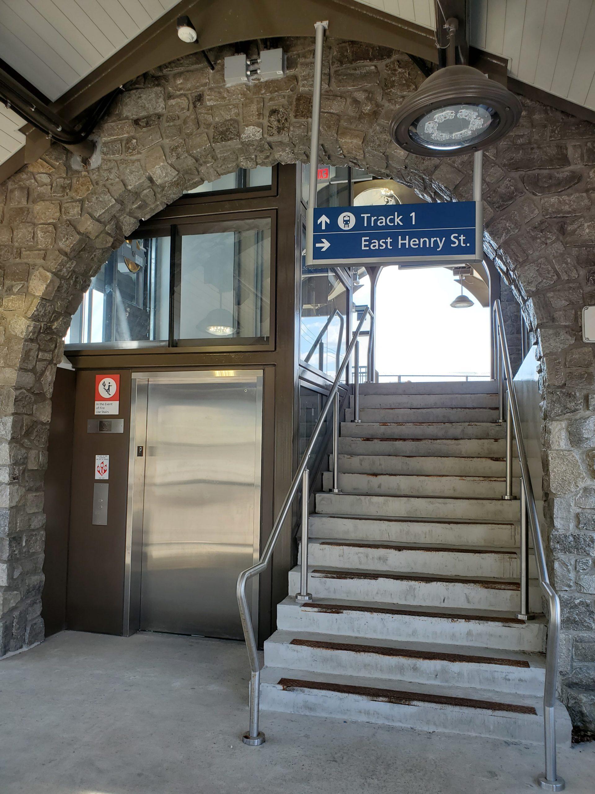 Elevator-Henry Street Level