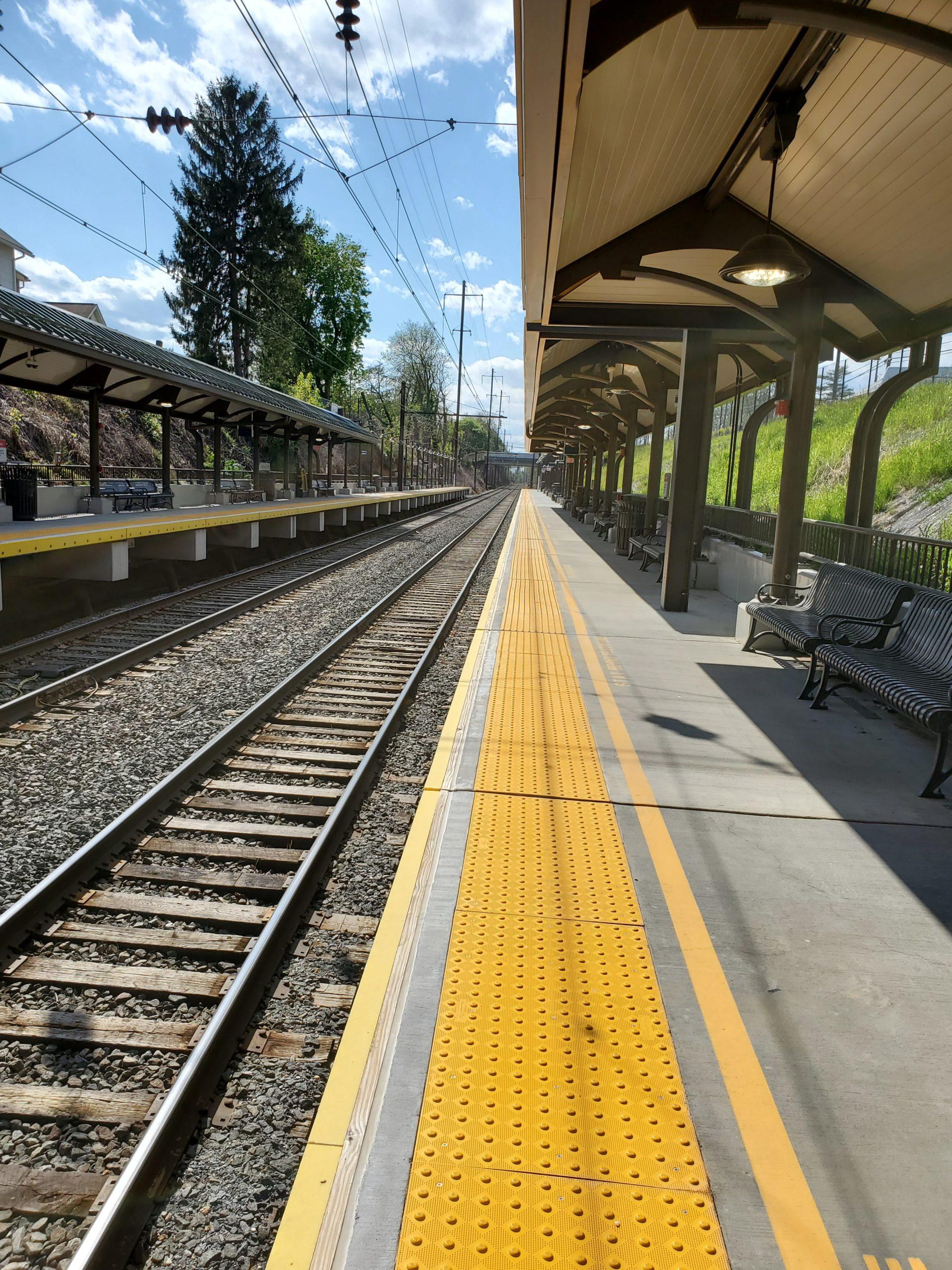 Boarding Platform