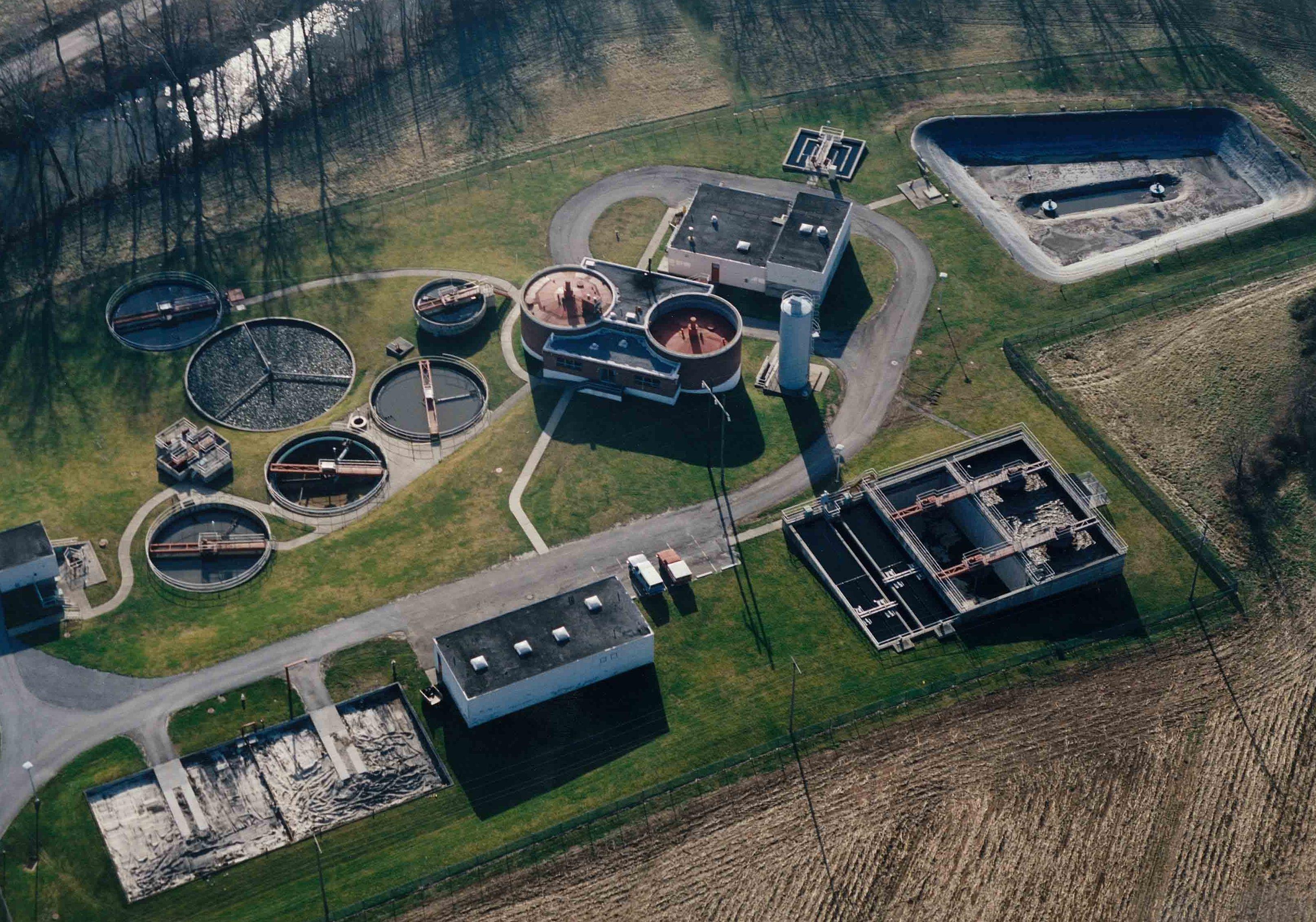 Wastewater Treatment Plant Mount Joy Borough Pa